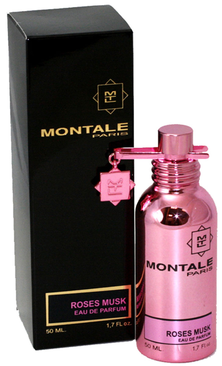 Montale Roses Musk парфюмерная вода, 50 мл montale ginger musk