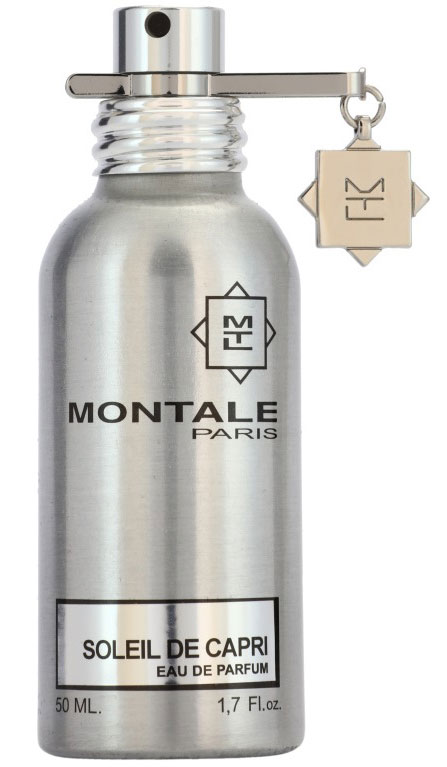Montale Soleil de Capri парфюмерная вода, 50 мл956343Верхние ноты: грейпфрут, кумкват и цитрусы; Средние ноты: белые цветы; Базовые ноты: мускус, специи