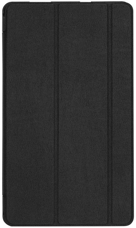 Cross Case EL чехол для Huawei MediaPad M3 Lite 8.0, BlackEL-4029 blackЧехол Cross Case EL для планшета Huawei MediaPad M3 Lite 8.0 предназначен для защиты устройства от механических повреждений в процессе переноски и эксплуатации. Чехол идеально повторяет контуры планшета и имеет все необходимые вырезы под разъемы, камеры и динамики. Толщина пластика чехла подобрана так, чтобы чехол был максимально легким и в то же время прочным. Конструкция чехла допускает два вида настольной установки.