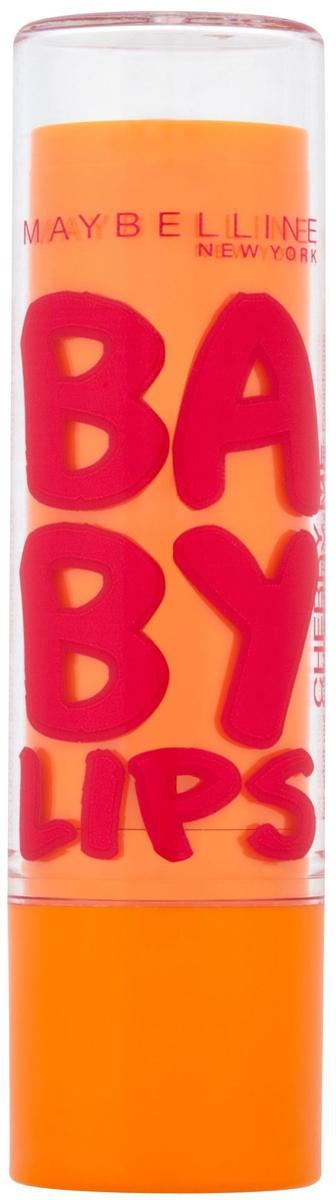 Maybelline New York Бальзам для губ Baby Lips, Вишня, восстанавливающий и увлажняющий, с легким красным оттенком и запахом, 1,78 млYRU02359С ароматом вишни и легким красным оттенком.Благодаря специальной текстуре бальзам дольше держится, прекрасно увлажняет и дарит восхитительный оттенок.Твои губы такие соблазнительные!