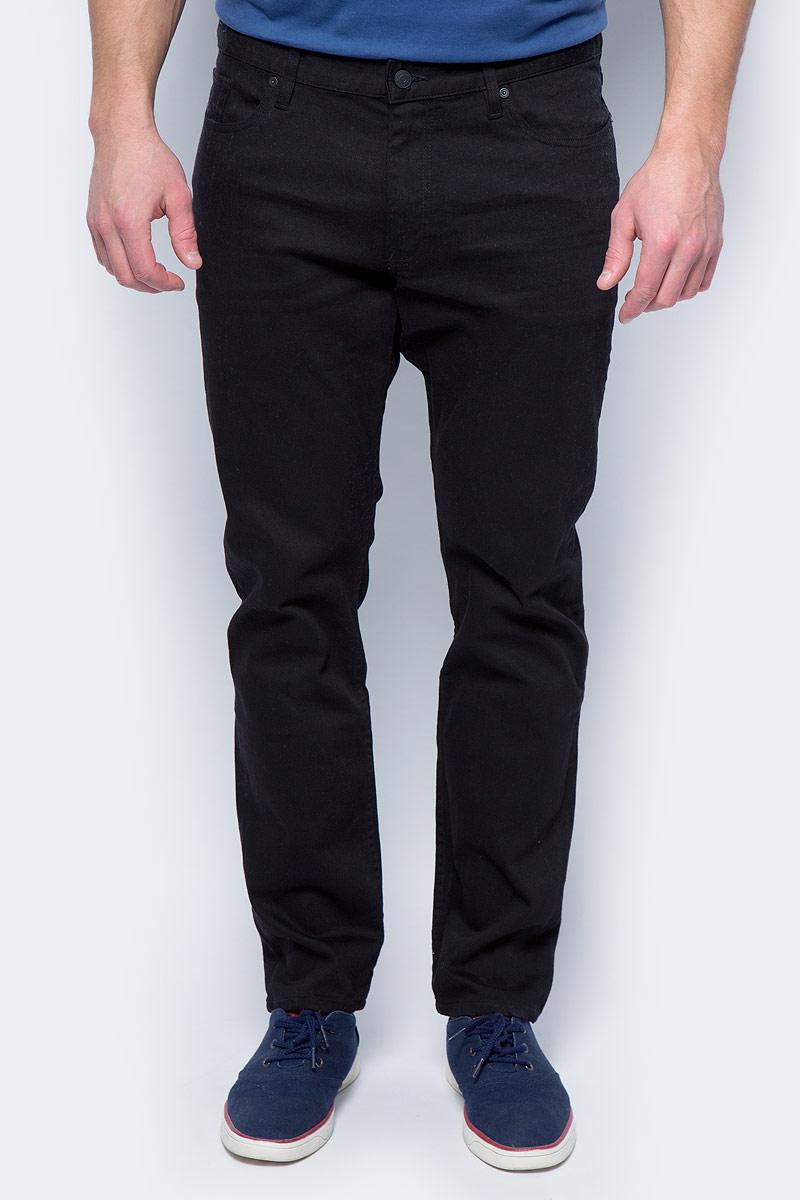 Брюки мужские DC Shoes Worker, цвет: черный, темно-серый. EDYDP03337-KVJW. Размер 30 (46) dc shoes кеды dc evansmith hi tx m shoe bl0 мужские black 11