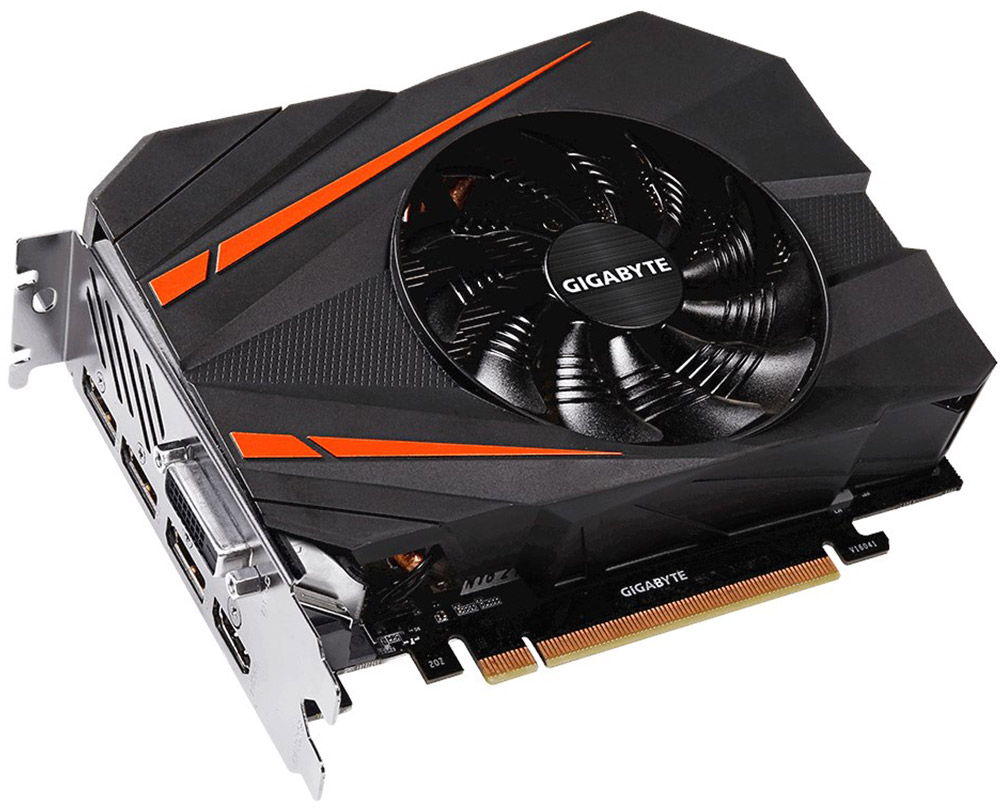 Gigabyte GeForce GTX 1080 Mini ITX 8GB видеокарта