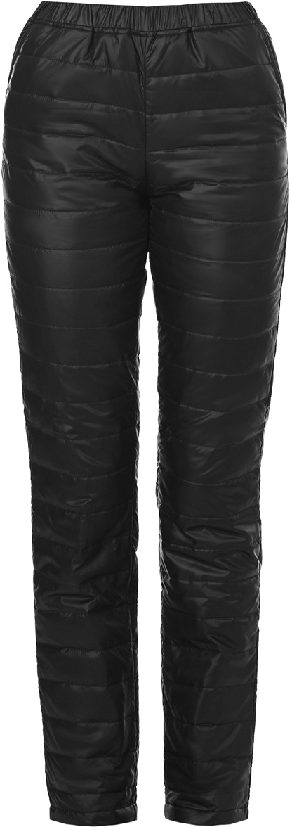Брюки женские Baon, цвет: черный. B297503_Black. Размер M (46)B297503_Black