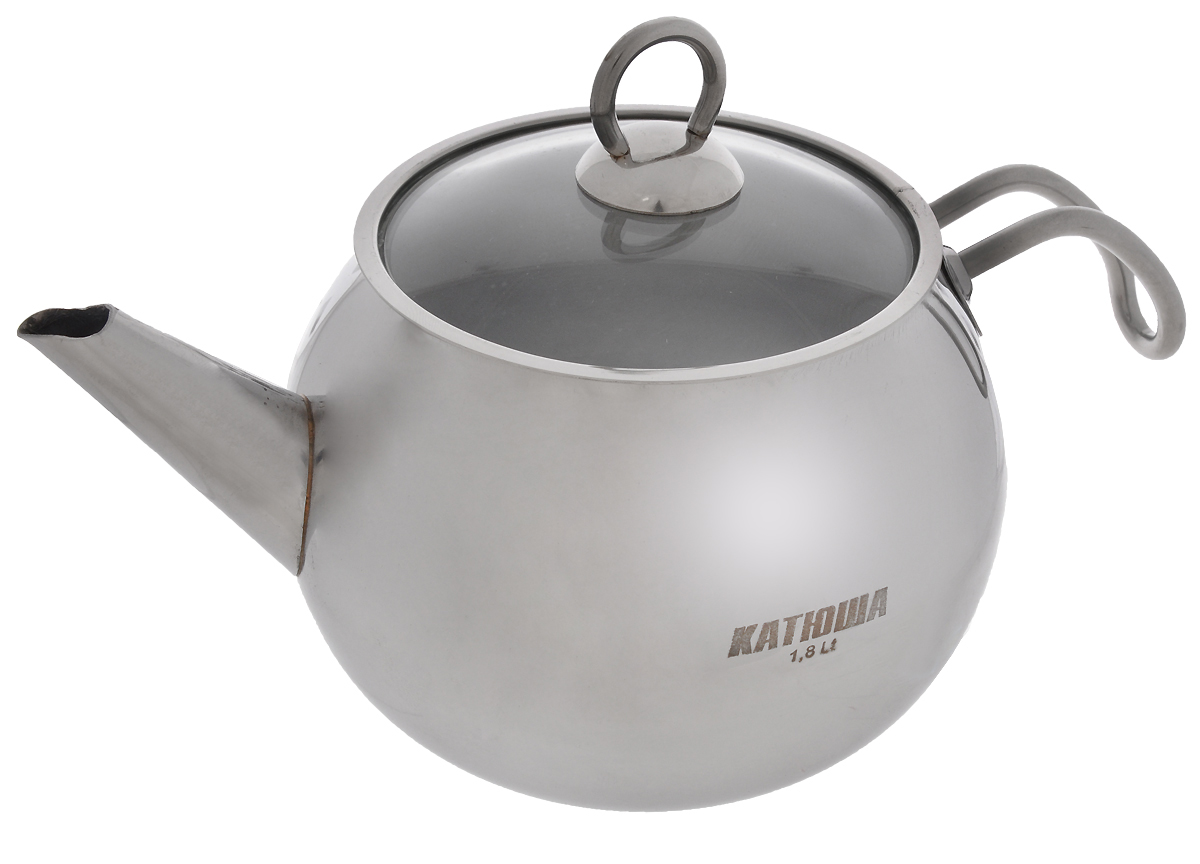 Чайник МИКА Стандарт, 1,8 л набор посуды мика стандарт 8 предметов мк300