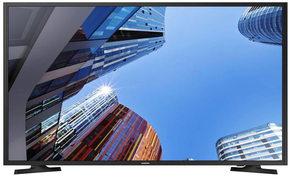 Samsung UE32M5000AKX телевизорUE-32M5000AKXFull HD телевизор Samsung UE32M5000AKX подарит вам необыкновенный захватывающий мир. Получите новые впечатления от уже любимых фильмов и ТВ программ.Технология Ultra Clean View анализирует контент и снижает уровень шумов с помощью специального алгоритмаобработки сигнала. Даже если исходный видеосигнал имеет качество ниже Full HD, изображение будетулучшено до качества, сравнимого с Full HD стандартом.Технология расширения цветовой палитры (Wide Colour Enhancer) улучшает качество изображения и позволяет увидеть детали, невидимые на экране телевизоров предшествующего поколения.Ваши любимые ТВ программы и фильмы теперь неотличимы от реальности. Насыщенность и яркость изображения в формате Full HD просто захватывает дух.Вставьте любой накопитель в USB и смотрите на большом ТВ экране видео, фильмы, фотографии или слушайте музыку.