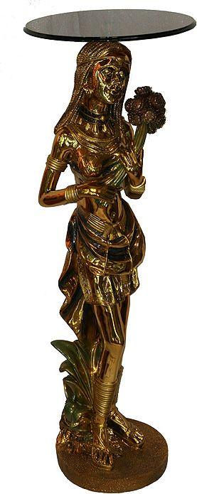 Стол журнальный Африканка, высота 63 см статуэтка африканка федерация статуэтка африканка