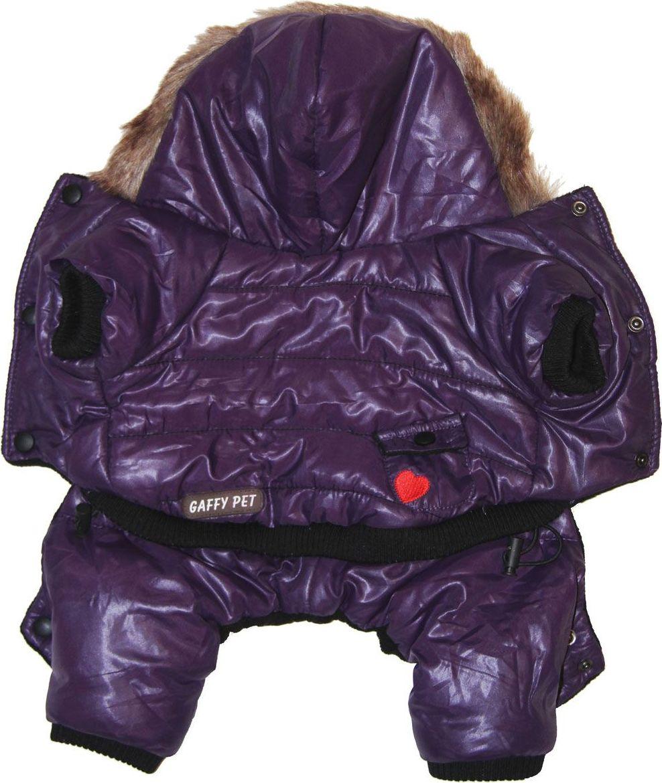 Комбинезон для собак Gaffy Pet  Heart , для мальчика. Размер XL