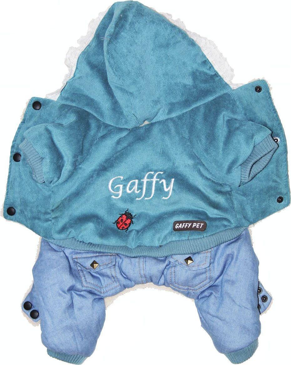 Комбинезон для собак Gaffy Pet  Ladybird , для мальчика. Размер S - Одежда, обувь, украшения