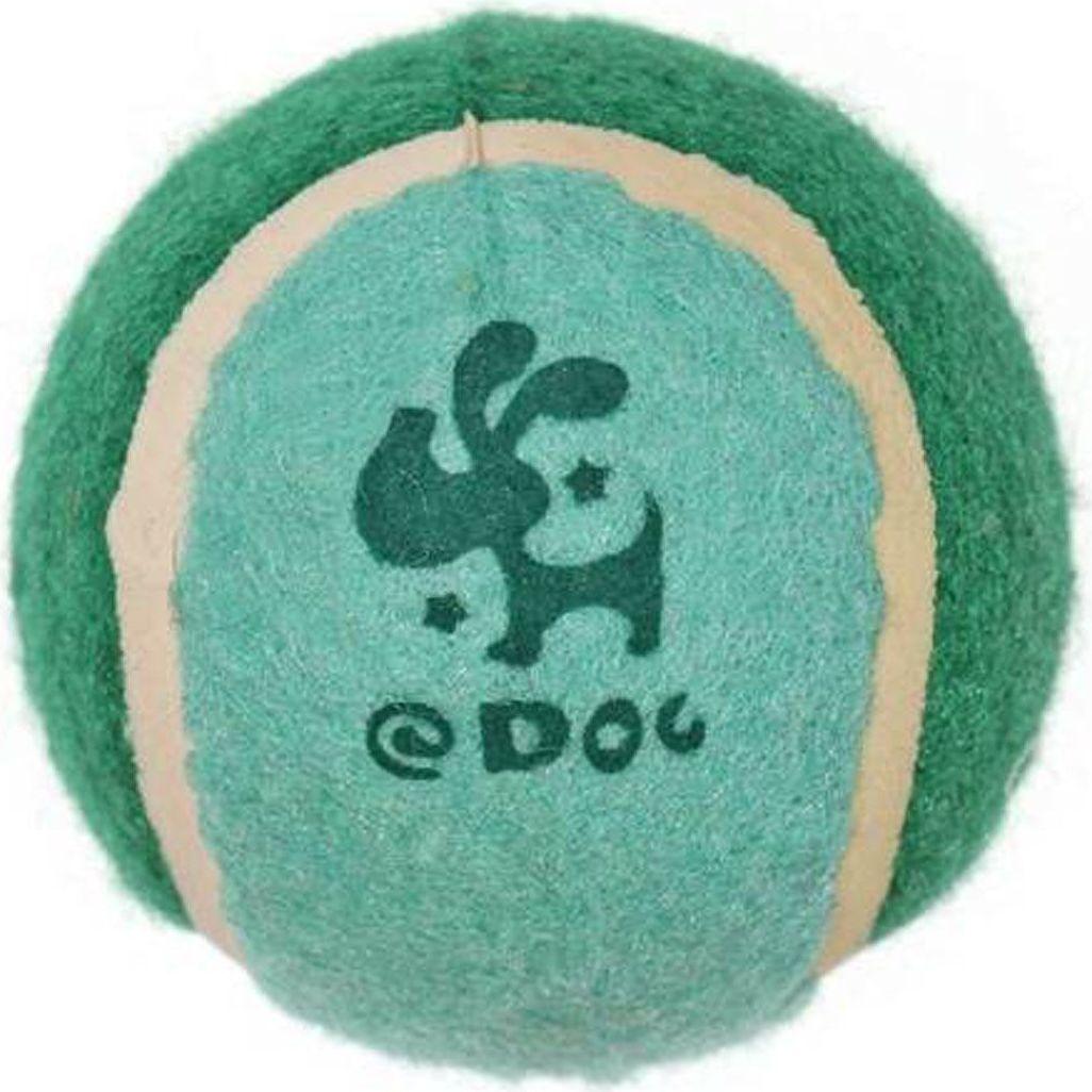 Игрушка для собак Gaffy Pet Мячик теннисный маленький, 5 х 5 см11046Игрушка для собак Gaffy Pet выполнена в виде маленького теннисного мячика зеленого цвета.Не секрет, что обычные теннисные мячи маленьким питомцам не по зубам.Очень подойдет всем собакам небольшого размера и щенкам.