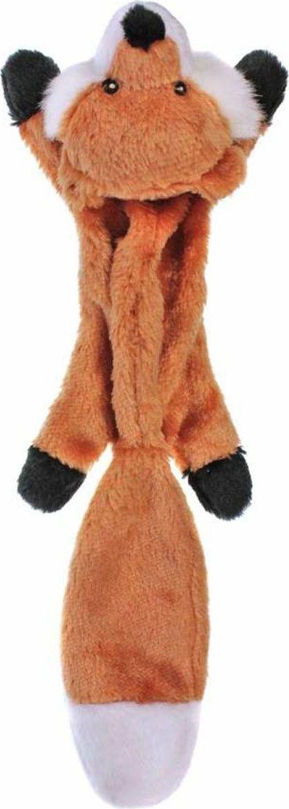 Игрушка для собак Gaffy Pet Лиса плюшевая мягкая, 49 см игрушка для кошек v i pet лиса с мятой