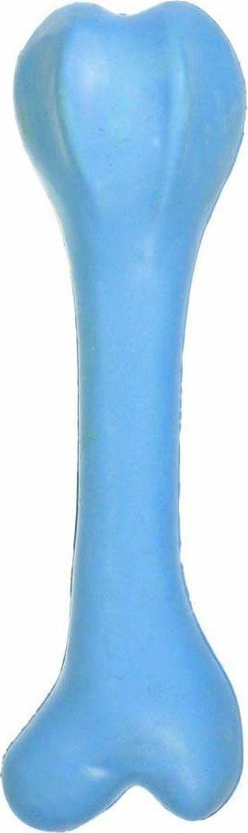 Игрушка для собак Gaffy Pet Косточка, цвет: голубой, 20,5 х 10 см11064 голубаяОчень симпатичная и аппетитная косточка Gaffy Pet выполнена из плотной резины. Прослужит долго, принесет много радости вашему питомцу. Высокое качество материалов, поэтому игрушка прослужит долго.