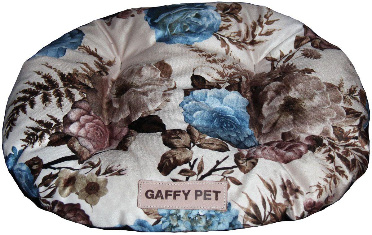 Подушка для животных Gaffy Pet Pion, цвет: синий, 55 х 45 см10011413Подушка для животных Gaffy Pet обязательно понравится вашему питомцу. Верх подушки выполнен из плотного текстиля. В качестве наполнителя используется мягкий холлофайбер. Изделие имеет бортики, высота которых варьируется. Очаровательная расцветка, подойдет как кошкам, так и собакам. Можно стирать на ручном режиме в стиральной машине и чистить щеткой.