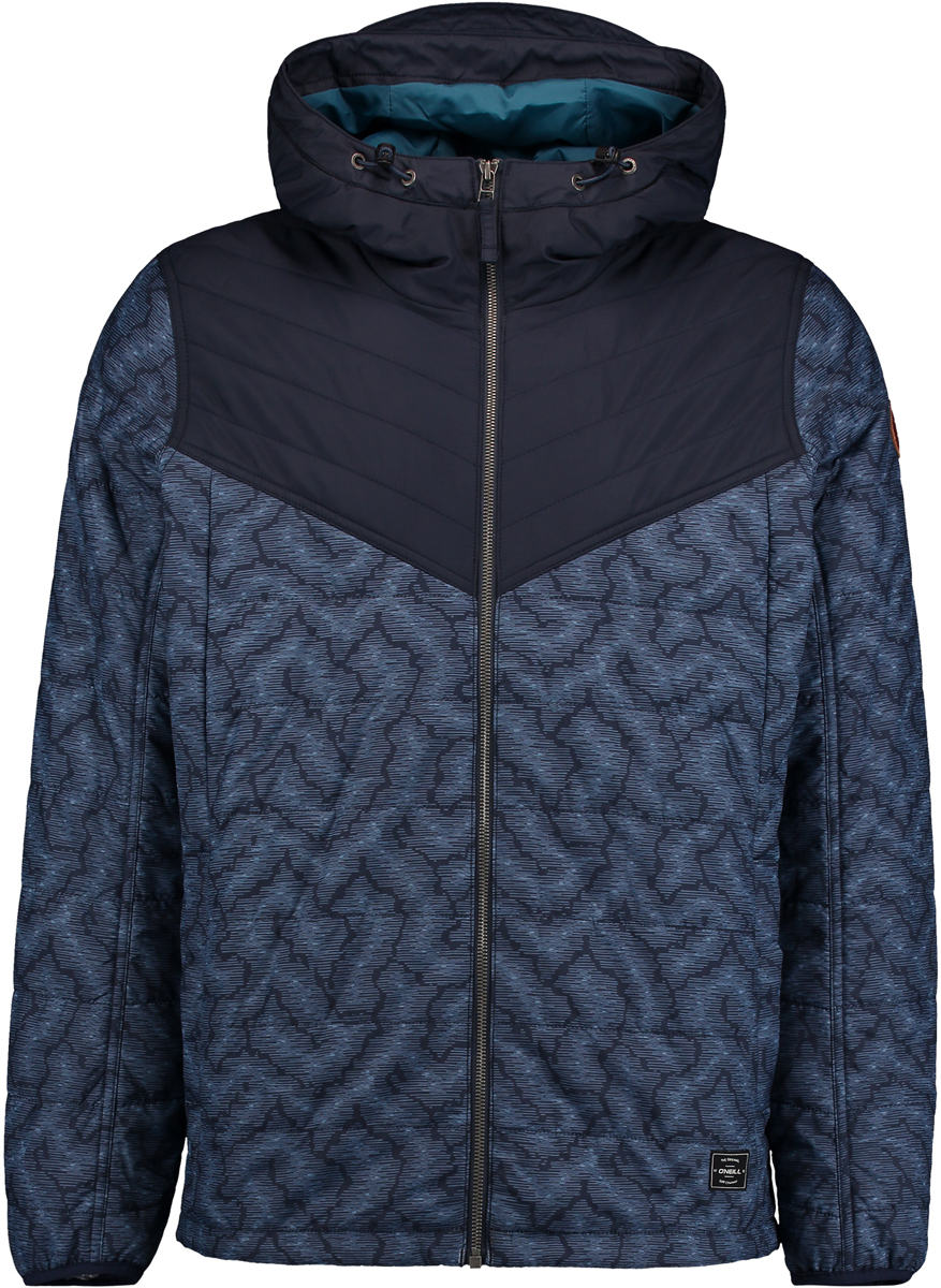 Куртка мужская O'Neill Am Transit Jacket, цвет: синий. 7P0114-5900. Размер XL (52/54)