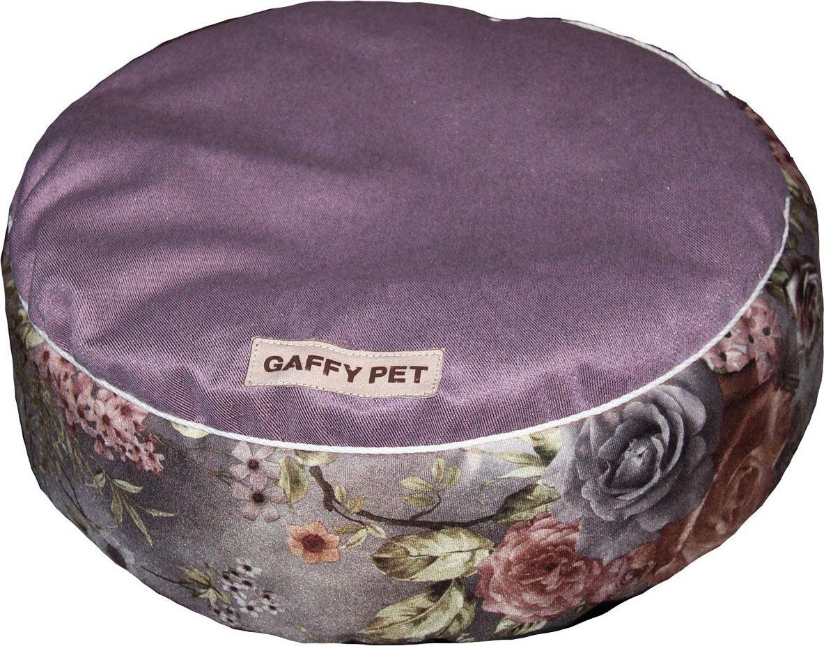 Пуф для животных Gaffy Pet Pion, цвет: фиолетовый, 60 х 60 х 15 см11207 MНевероятно удобные и красивые пуфы для собак. Высота не менее 15 см дает ощутимую мягкость и удобство в использовании. Коллекция Цветы сделана из приятного на ощупь вельвета. Все ткани профессиональные, прочные, не истираются и подвергаются любой чистке.