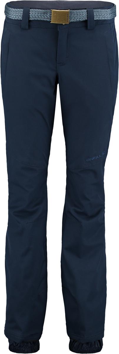 Брюки утепленные женские ONeill Pw Star Pant Skinny, цвет: темно-синий. 7P8009-5056. Размер L (48/50)7P8009-5056