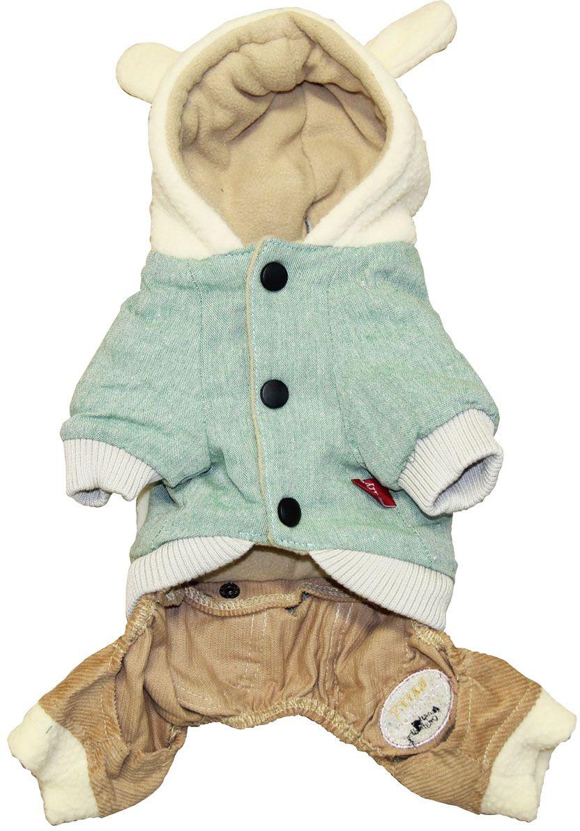 Комбинезон для собак Gaffy Pet  Sweet Bunny . Размер L - Одежда, обувь, украшения