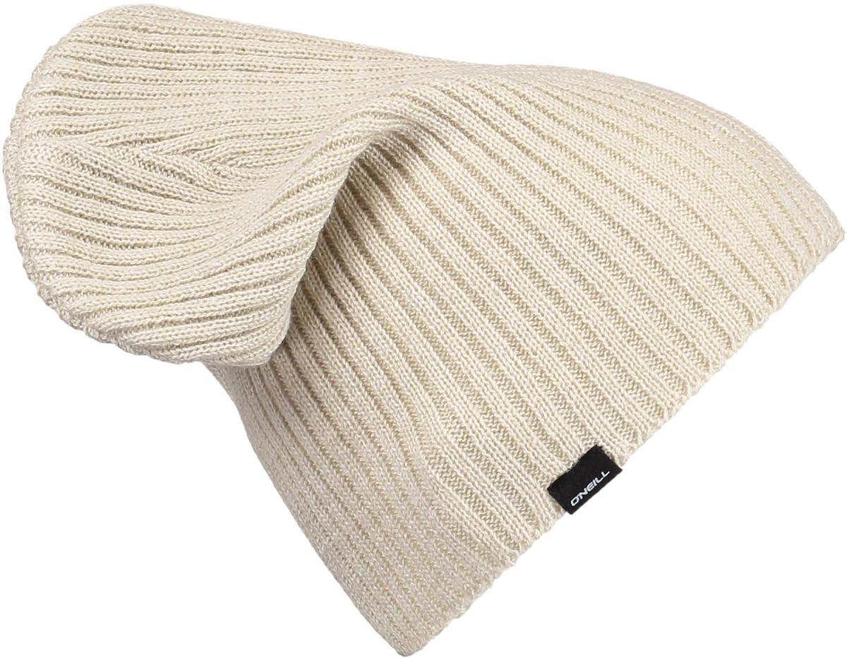 Шапка женская ONeill Bw Chamonix Beanie, цвет: светло-серый. 7P9124-1008. Размер универсальный7P9124-1008Женская шапка от ONeill выполнена из акриловой пряжи. Такая стильная шапка подойдет на каждый день и согреет в холодную погоду.