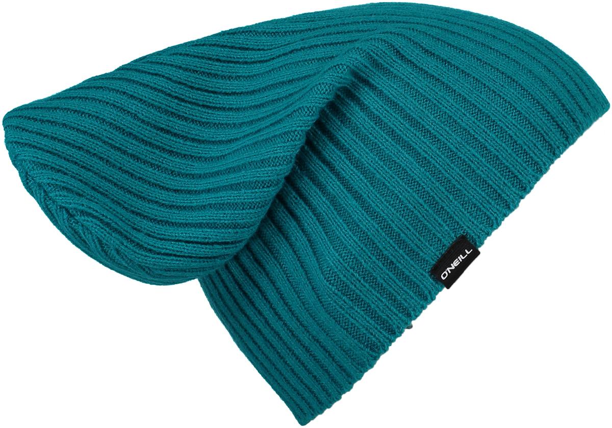 Шапка женская ONeill Bw Chamonix Beanie, цвет: зеленый. 7P9124-5042. Размер универсальный7P9124-5042
