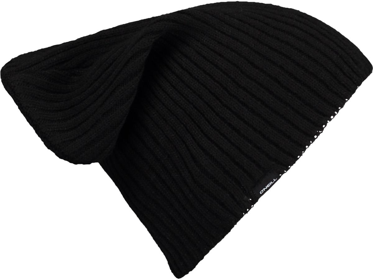 Шапка женская O'Neill Bw Chamonix Beanie, цвет: черный. 7P9124-9010. Размер универсальный шапка женская neff daily sparkle beanie dark teal