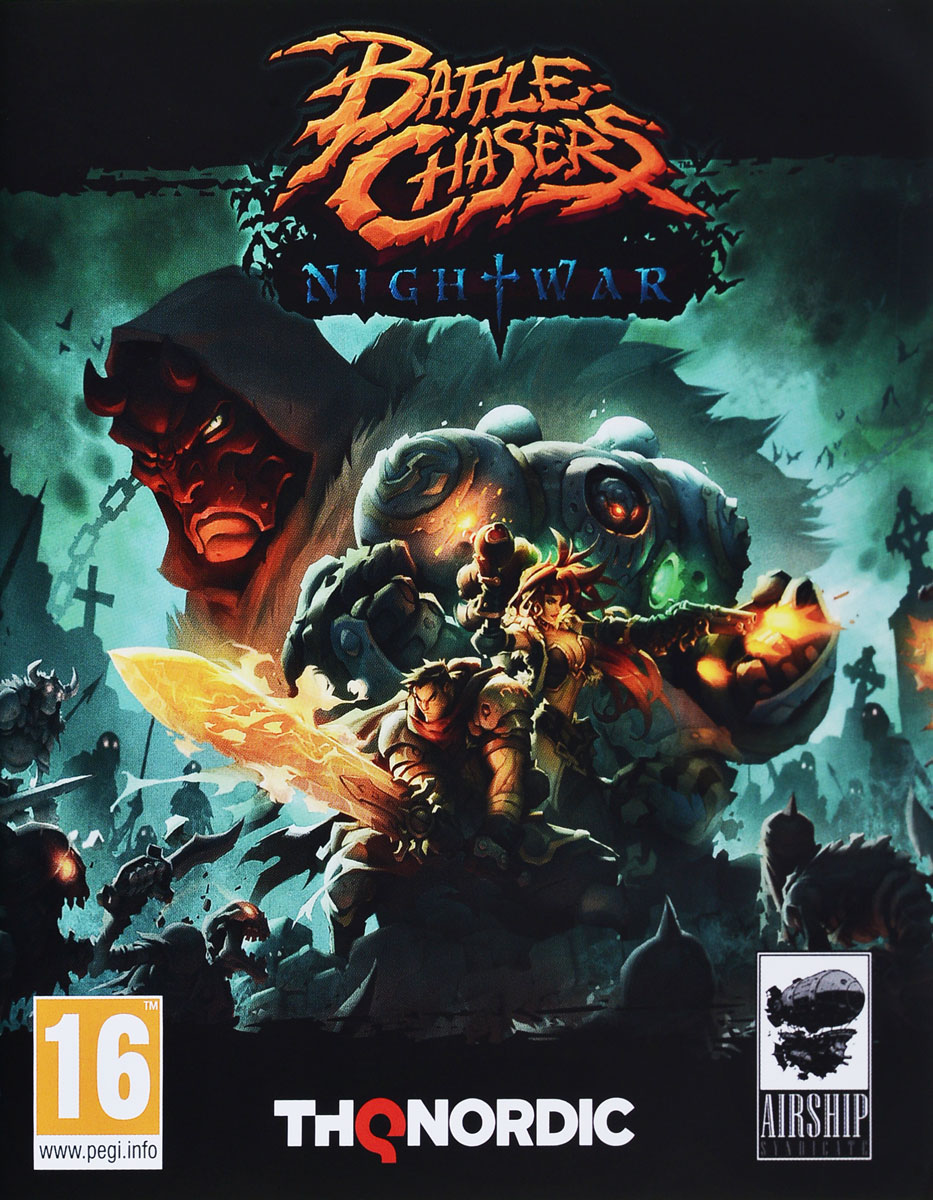 Zakazat.ru Battle Chasers: Nightwar (Xbox One)