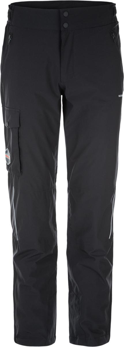 Брюки утепленные мужские Merrell Bruttium, цвет: черный. A18AMRPAM02-99. Размер 48
