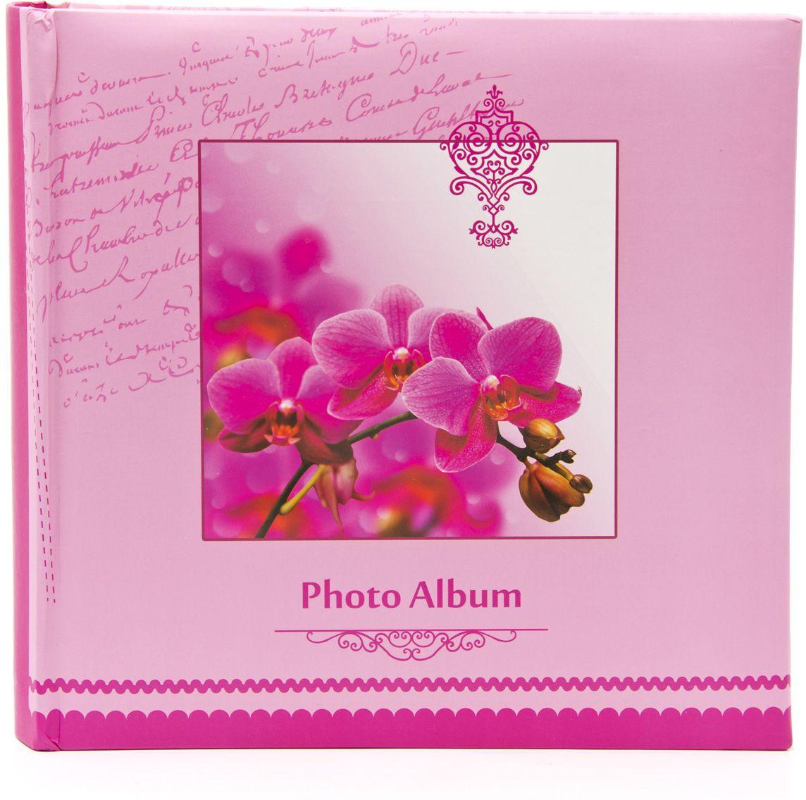 Фотоальбом Pioneer Spring Paints, цвет: розовый, 200 фото, 10 х 15 см campus pioneer 200 xl
