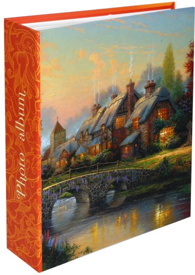 Фотоальбом Pioneer Four Seasons, цвет: оранжевый, 10 х 15 см campus pioneer 200 xl