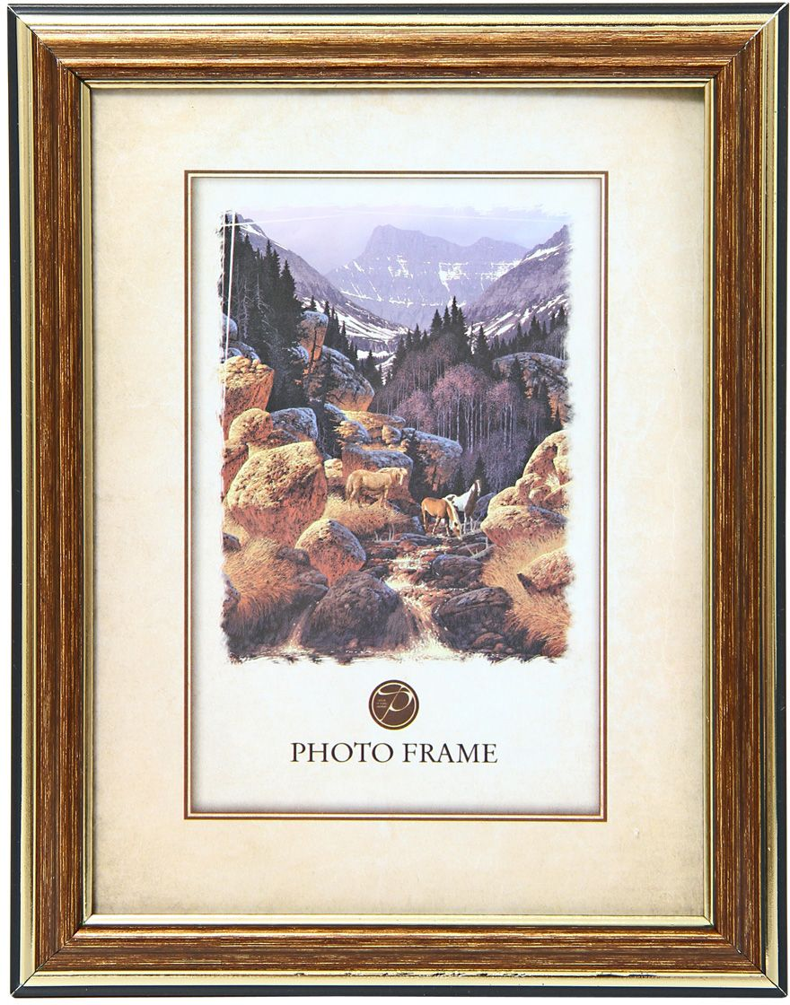 Фоторамка Pioneer Россия, цвет: состаренное золото, 30 х 40 см51972 PS 280-10Фоторамка для фотографий 30х40 см.Материал: пластик.Рамка настенная, вертикальная/горизонтальная.Обязательной сертификации не подлежит.Срок годности не ограничен.