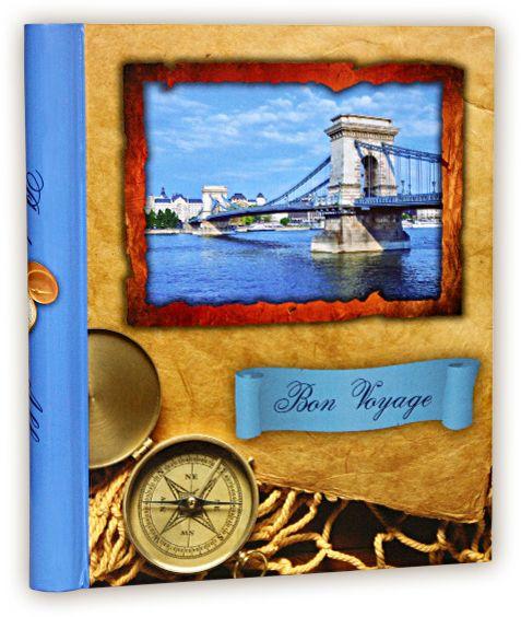 Фотоальбом Pioneer Bon Voyage, цвет: синий, 20 магнитных листов, 23 х 28 см52090 AP202328SAАльбом для фотографий.Кол-во листов: 20.Материалы, использованные в изготовлении альбома, обеспечивают высокое качество хранения Ваших фотографий, поэтому фотографии не желтеют со временемКонечно, никаких магнитов в этих альбомах нет. Есть страницы из плотной бумаги или тонкого картона, на этих страницах нанесено клейковатое покрытие и сверху страница закрыта прозрачной плёнкой, которая зафиксирована на внешнем ребре страницы.Фотографии на такой странице держатся за счёт того, что плёнка прилипает (как бы примагничивается) к странице. При этом фотографии не повреждаются, т.к. тыльная сторона не приклеивается к странице.Для того, чтобы разместить фотографии на магнитной странице, надо отлепить плёнку по направлению от корешка альбома к внешней (зафиксированной) стороне страницы, разложить фотографии поверх клейковатого покрытия так, как вам нравится.При этом обязательно надо оставлять по периметру страницы свободное поле, к которому и будет «примагничиваться» прозрачная плёнка.После размещения фоток надо их закрыть плёнкой так, чтобы не было пузырьков воздуха, складок и заломов. Для этого одной рукой надо как бы натягивать плёнку от края страницы к корешку, а другой – прижимать к странице.Если вы видите, что пошла складочка, не расстраивайтесь. Сразу отлепите плёнку и исправьте ситуацию. Не обязательно отклеивать плёнку полностью, если складочка пошла, например, от середины страницы или ближе к корешку.К неоспоримым преимуществам «магнитных» фотоальбомов относятся:- возможность размещать в них фотографии разного размера в нужной вам последовательности;- возможность размещать фотографии с наклоном;- возможность наряду с фотографиями размещать подписи к ним (выполненные на отдельных листках бумаги), оформительские элементы (шаржи, букетики, вырезки и т.п