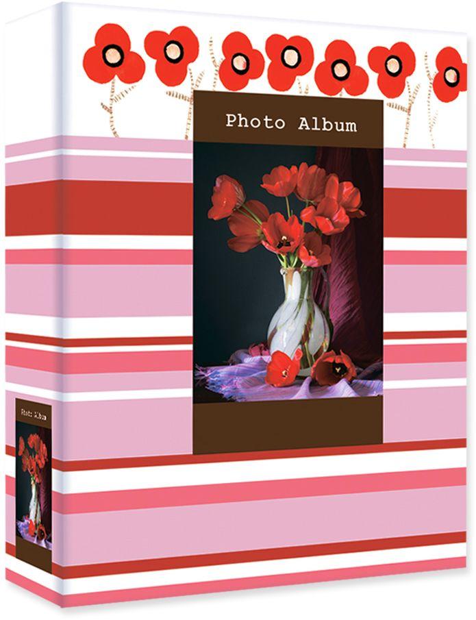 Фотоальбом Pioneer Early Spring, цвет: розовый, 100 фото, 10 х 15 см46261 PP-46100Альбом для фотографий формата 10х15 см.Тип обложки: ламинированный картон.Тип листов: полипропиленовые.Тип переплета: высокочастотная сварка.Кол-во фотографий: 100.Материалы, использованные в изготовлении альбома, обеспечивают высокое качество хранения Ваших фотографий, поэтому фотографии не желтеют со временем.