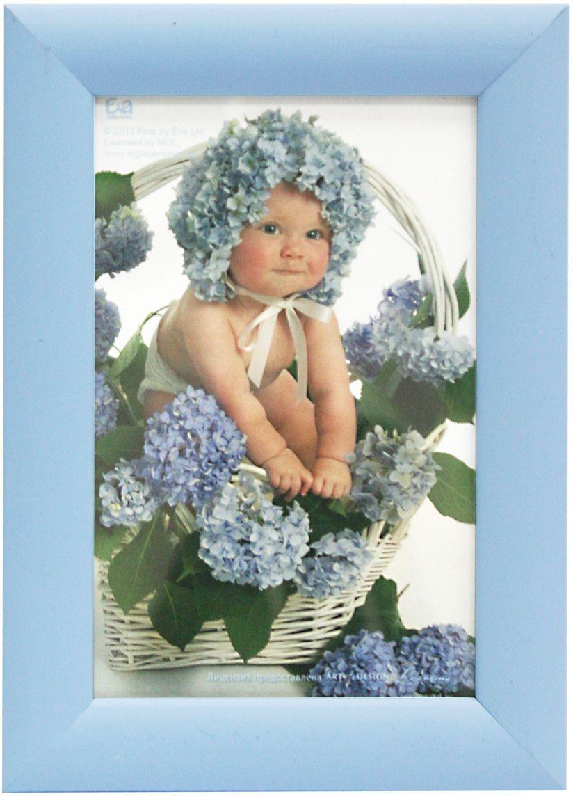 Фоторамка Pioneer Eva Freya, цвет: голубой, 10 х 15 см50561/20038голРамка для фото формата 10х15 см.Материал: дерево.Материалы, использованные в изготовлении рамок, обеспечивают высокое качество хранения Ваших фотографий, поэтому фотографии не желтеют со временем