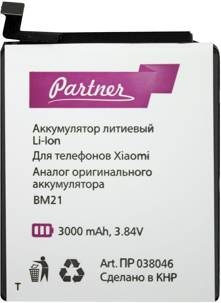 Partner аккумулятор для Xiaomi Mi Note (3000 мАч) - Аккумуляторы