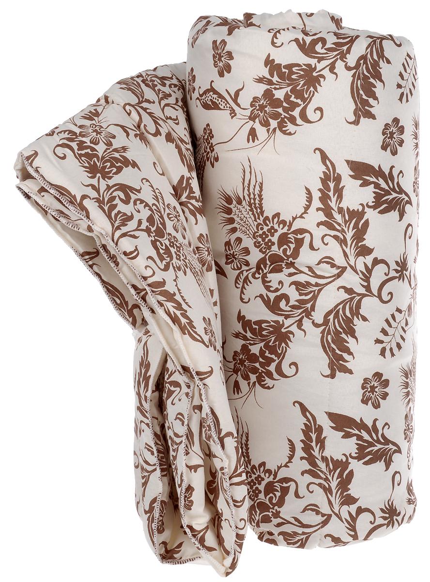 Одеяло Sleeper Дили, наполнитель: силиконизированное волокно, цвет: бежевый, коричневый,140 х 200 см22(13)323_бежевый, коричневыйОдеяло Sleeper Дили подарит уютный и комфортный сон. Чехол одеялавыполнен из микрофибры, наполнитель - силиконизированное волокно.Изделие с синтетическим наполнителем:- не вызывает аллергических реакций;- воздухопроницаемо;- не впитывает запахи;- имеет удобную форму.Рекомендации по уходу:- Стирка при температуре не более 40°С.- Запрещается отбеливать, гладить. Материал чехла: микрофибра (100% полиэстер). Наполнитель: силиконизированное волокно. Масса наполнителя: 0,40 кг.