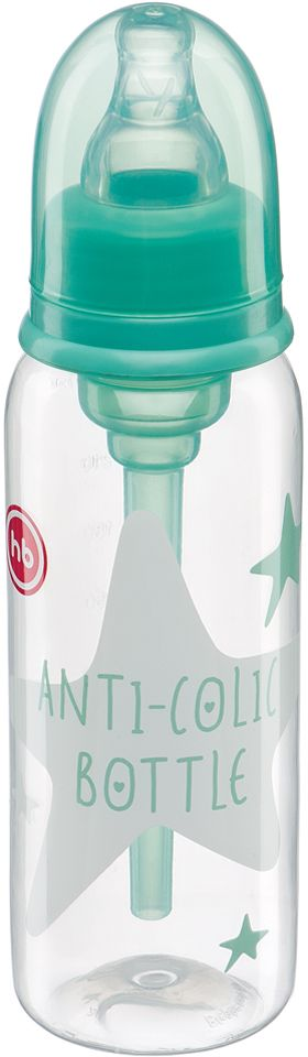 Happy Baby Бутылочка с силиконовой соской от 0 месяцев 250 мл