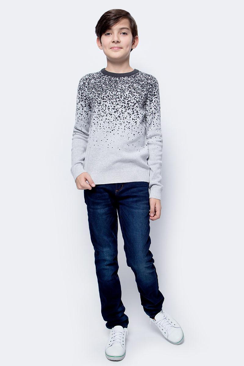 Джемпер для мальчика Overmoon by Acoola Baruba, цвет: серый. 21110310003_1900. Размер 146 tp link re305 усилитель беспроводного сигнала