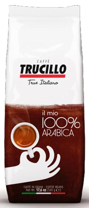 Trucillo Il Mio 100% Arabica кофе в зернах, 500 г8004715009008_Il Mio