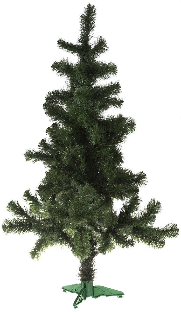 Ель искусственная Morozco Смайл, цвет: зеленый, высота 1,2 м1212Искусственная ель Смайл - прекрасный вариант для оформления вашего интерьера к Новому году. Такие деревья абсолютно безопасны, удобны в сборке и не занимают много места при хранении. Ель состоит из верхушки, ствола и устойчивой подставки. Ель быстро и легко устанавливается и имеет естественный и абсолютно натуральный вид, отличающийся от своих прототипов разве что совершенством форм и мягкостью иголок. Еловые иголочки не осыпаются, не мнутся и не выцветают со временем. Полимерные материалы, из которых они изготовлены, нетоксичны и не поддаются горению.Ель Morozco обязательно создаст настроение волшебства и уюта, а также станет прекрасным украшением дома на период новогодних праздников.