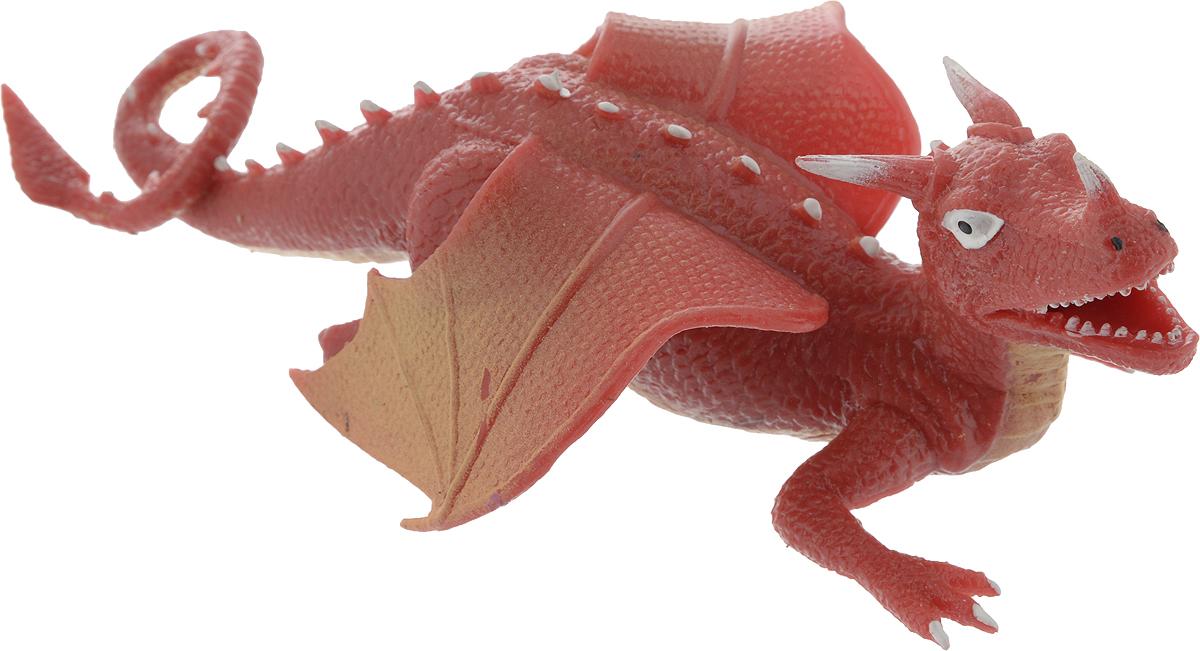 Играем вместе Фигурка Дракон-тянучка цвет красный