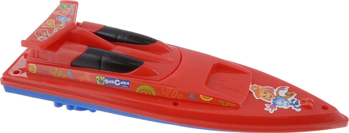 Играем вместе Катер Фиксики игрушки для ванной играем вместе катер играем вместе человек паук marvel на батарейках
