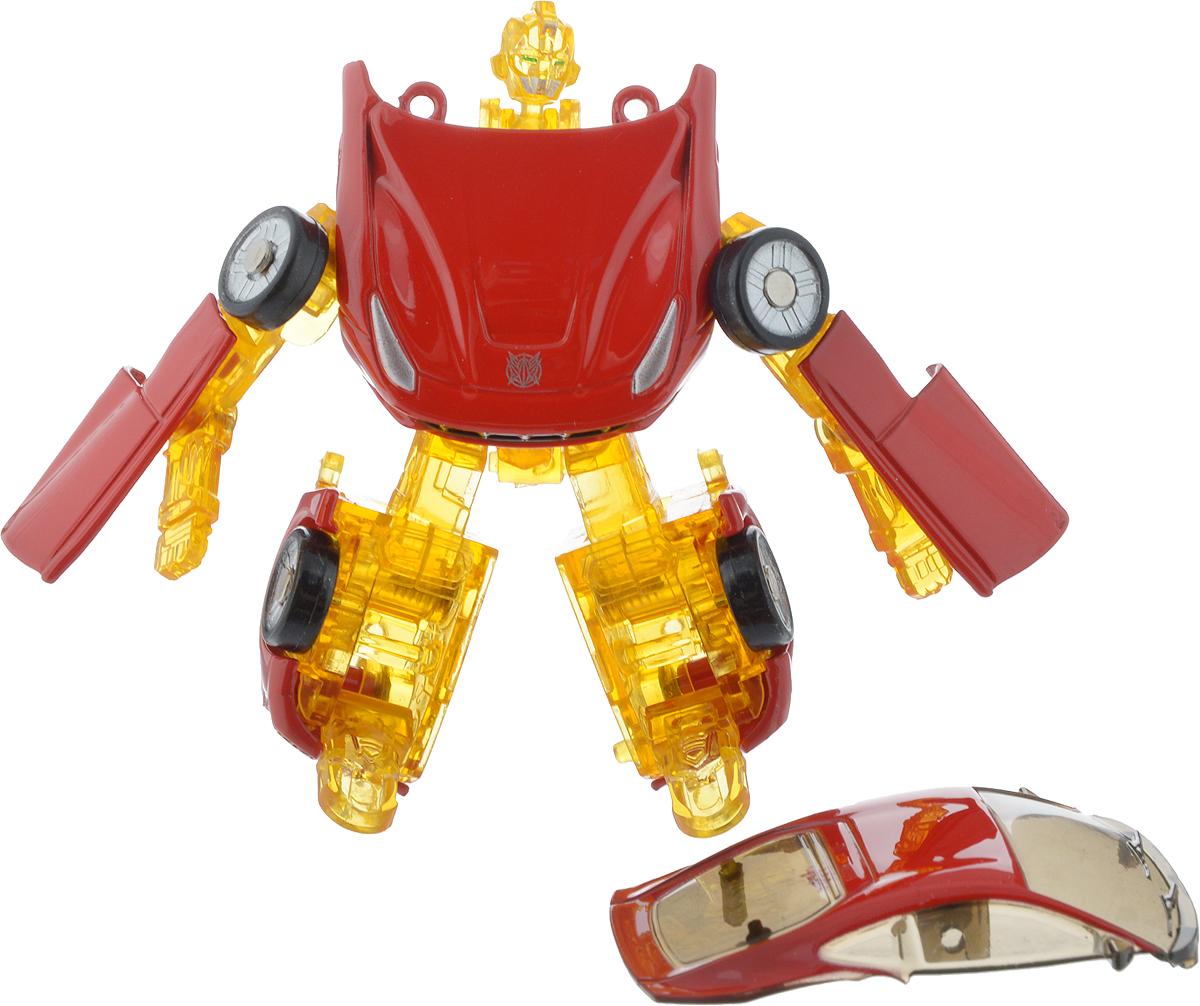 Yako Робот трансформер цвет красный Y3686094-2 кукла yako m6579 6