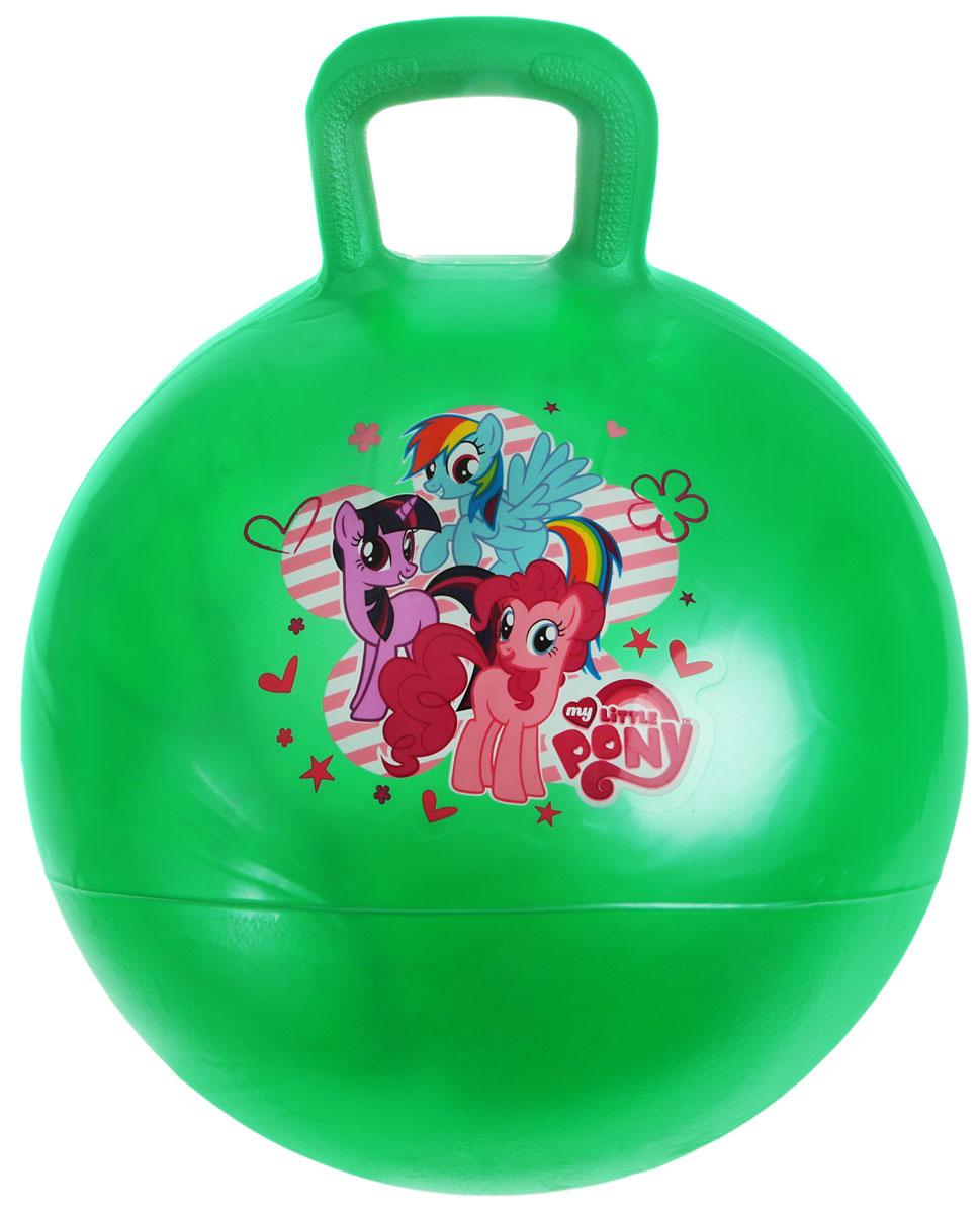Играем вместе Мяч-прыгунок My Little Pony с ручкой цвет зеленый 45 см емкость для специй tescoma monti цвет прозрачный металлик 0 5 л