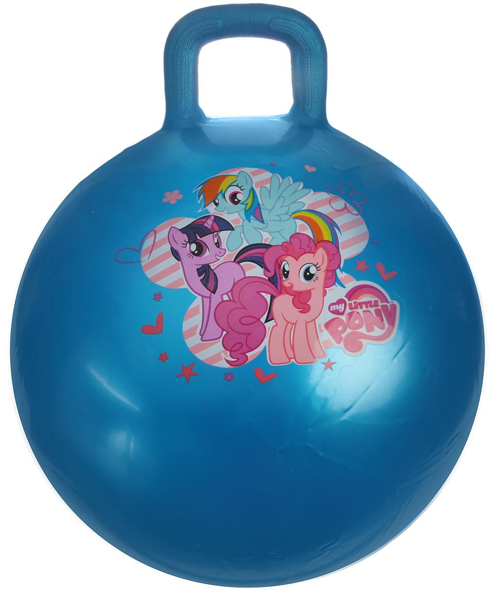 Играем вместе Мяч-прыгунок My Little Pony с ручкой цвет синий 55 см