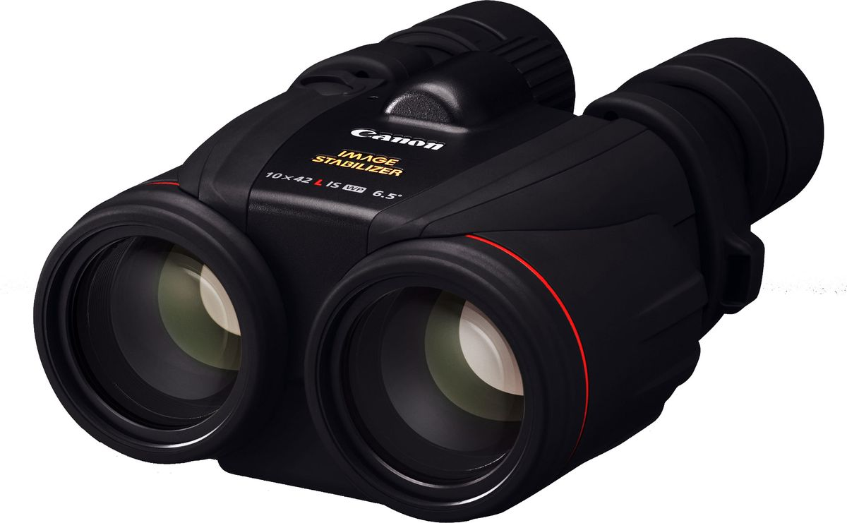 Canon 10x42L IS WP бинокль бинокль canon 10x 30мм binocular is ii черный 9525b005