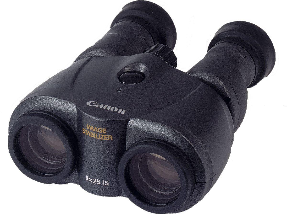 Canon 8x25 IS бинокль купить canon canoscan lide 25