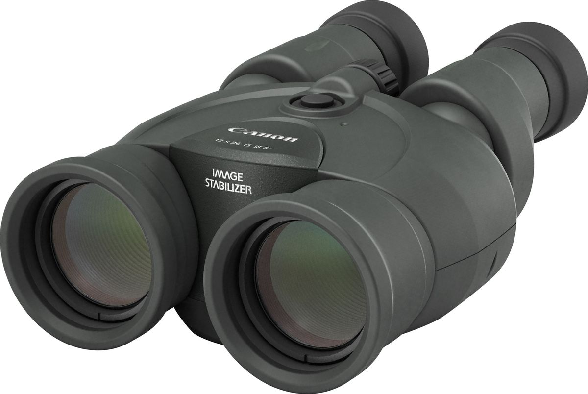 Canon 12x36 IS III бинокль9526B005