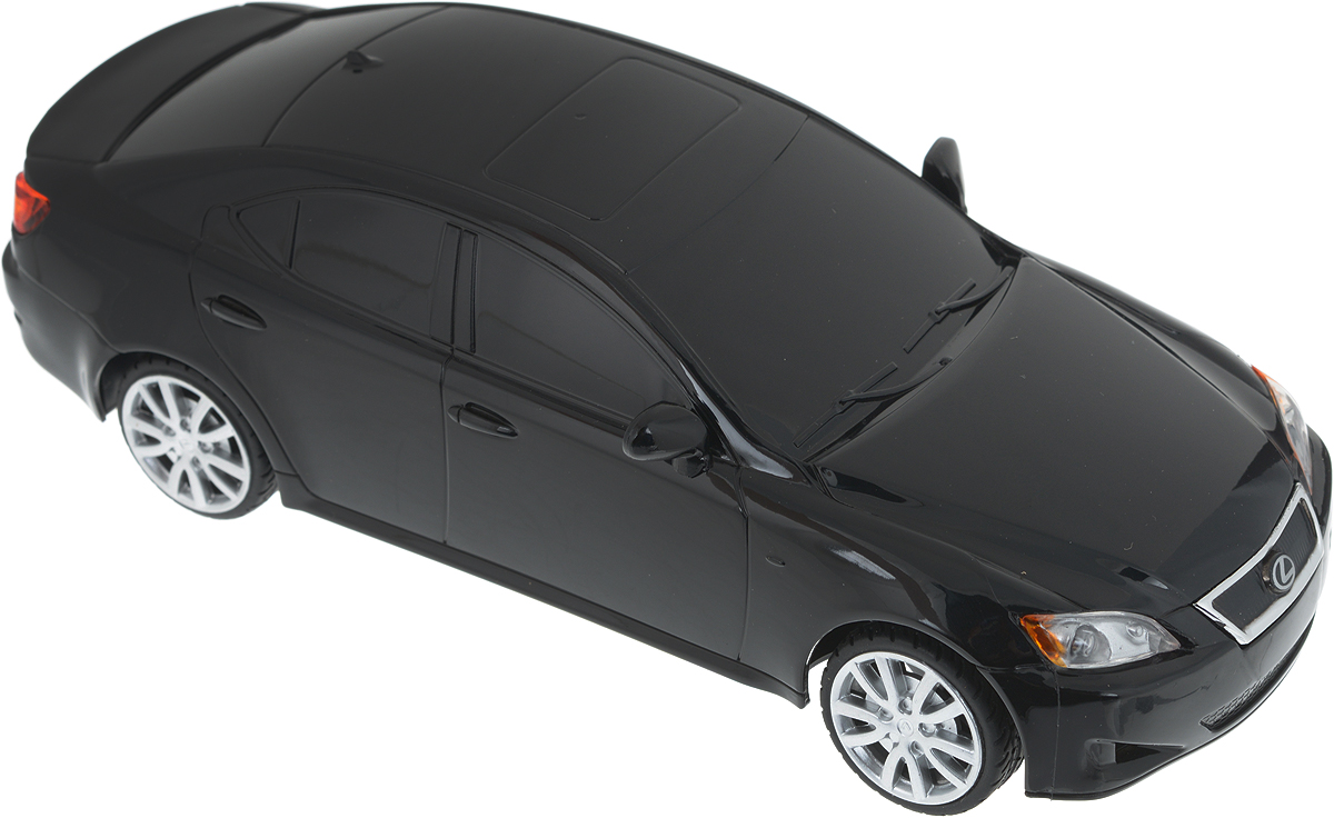 Rastar Радиоуправляемая модель Lexus IS350 цвет черный - Радиоуправляемые игрушки
