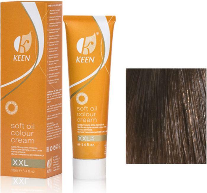 Keen Soft Oil Мягкое тонирование Крем-масло для волос 6.0 Светло-коричневый Dunkelblond, 100 мл12996012МЯГКОЕ И ЩАДЯЩЕЕ ТОНИРОВАНИЕ: Крем-масло не содержит аммиак. УХОД: Крем-масло разработано на основе масла макадамии и оливкового масла для сохранения и укрепления структуры волос в процессе окрашивания. РЕЗУЛЬТАТ: Блестящие ухоженные волосы насыщенного светящегося цвета.pH: 9,5 – 10,5
