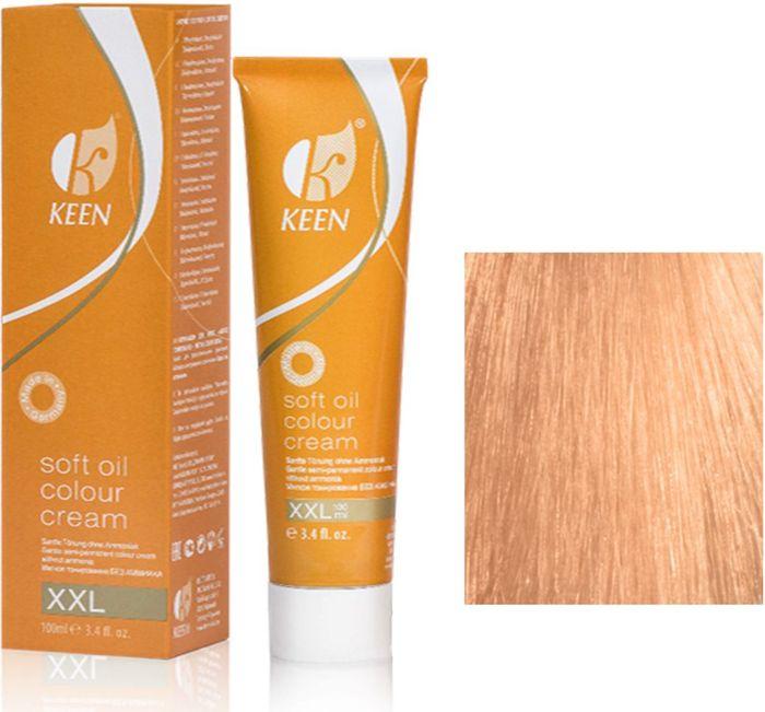 Keen Soft Oil Мягкое тонирование Крем-масло для волос 9.7 Светло-коричневый блондин Hellblond Braun, 100 мл12999712МЯГКОЕ И ЩАДЯЩЕЕ ТОНИРОВАНИЕ: Крем-масло не содержит аммиак. УХОД: Крем-масло разработано на основе масла макадамии и оливкового масла для сохранения и укрепления структуры волос в процессе окрашивания. РЕЗУЛЬТАТ: Блестящие ухоженные волосы насыщенного светящегося цвета.pH: 9,5 – 10,5