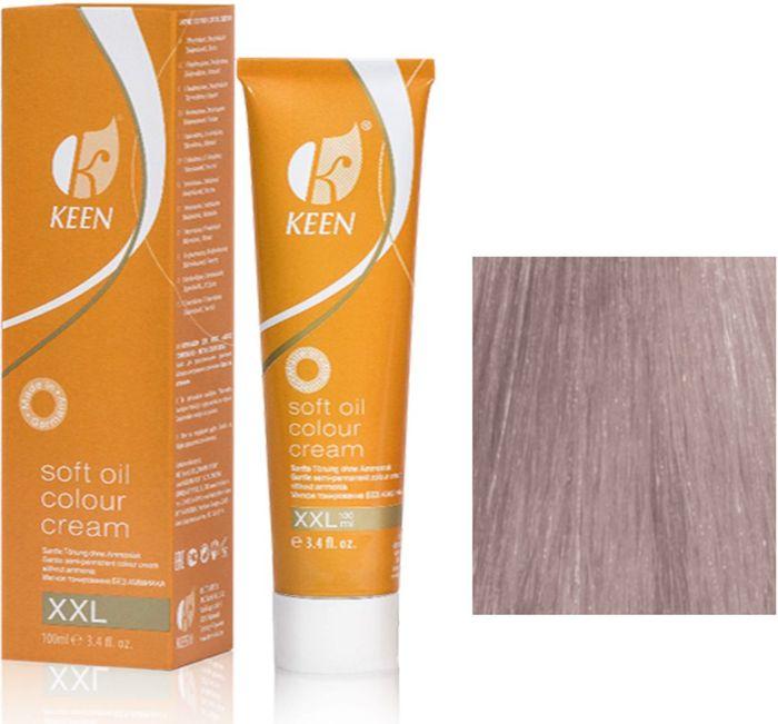 Keen Soft Oil Мягкое тонирование Крем-масло для волос 9.8 Светлый жемчужный блондин Hellblond Perl, 100 мл12999812МЯГКОЕ И ЩАДЯЩЕЕ ТОНИРОВАНИЕ: Крем-масло не содержит аммиак. УХОД: Крем-масло разработано на основе масла макадамии и оливкового масла для сохранения и укрепления структуры волос в процессе окрашивания. РЕЗУЛЬТАТ: Блестящие ухоженные волосы насыщенного светящегося цвета.pH: 9,5 – 10,5