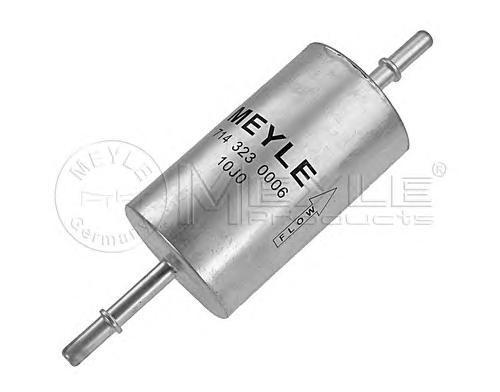 Топливный фильтр Meyle 71432300067143230006